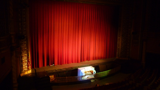 Interior of Capitol Theatre, Rome, NY