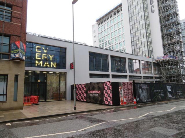 Everyman Manchester St. John's
