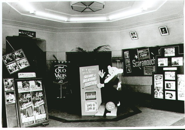 Regal Theatre  474 Hay Street, Subiaco, WA - 1951 - MGM Trade Day