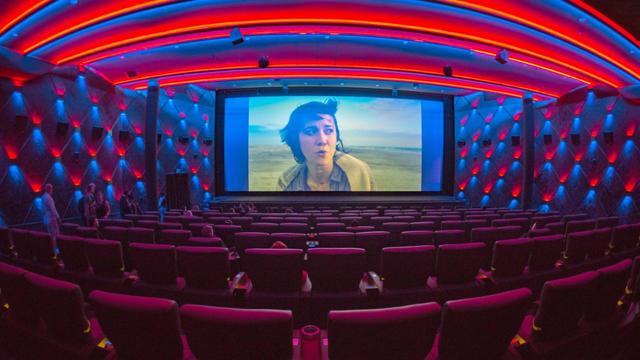 Astor Film Lounge at My Zeil