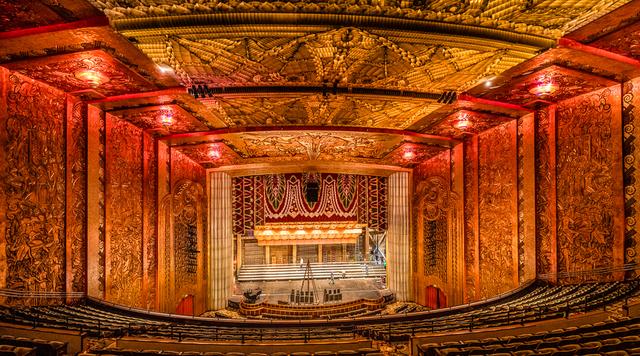 Paramount Theatre In Oakland Ca Cinema Treasures
