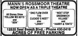 Mann Rossmoor Theatre