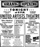 Mitchell Brothers Santa Ana Theatre