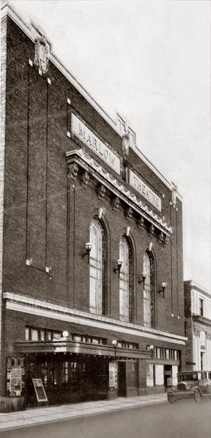 MARLOW Theatre; Helena, Montana.