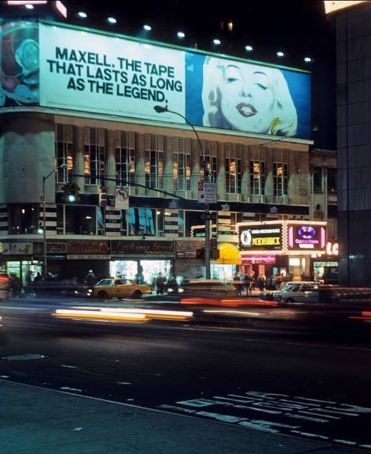 1987 as Cineplex Odeon, photo credit Thomas Wagensonner.