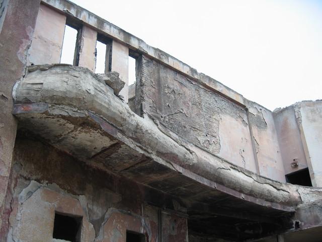 Genossar Theatre - Side of the Auditorium