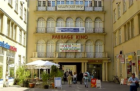 Passagen Kino Berlin