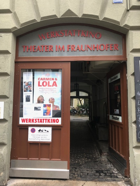 Werkstattkino, Summer 2019