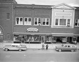 Orpheum on the far left. 1959 photo courtesy Dave Taylor.