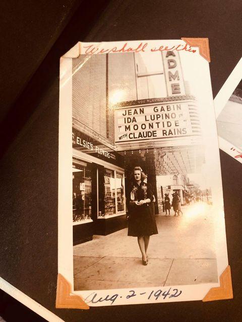 1942 photo courtesy Lee Starks.