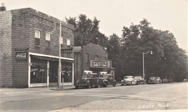 1947 photo courtesy Tim Howery.