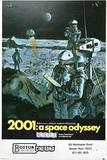 2001 : A Space Odyssey original one sheet