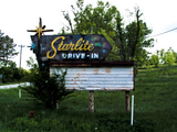Starlight Drive-In Marquee