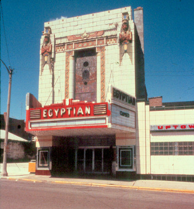 Egyptian Theatre 1970s