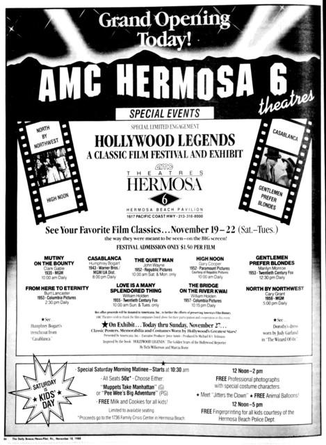 Hermosa Beach 6 Theatres