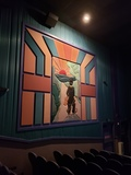 "[""Regal Cinemas Sawgrass 23- Auditorium 14 Mural (Left Wall) ""]"