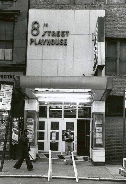 October 1981 photo credit NYU Archives.