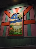 "[""Regal Cinemas Sawgrass 23- Auditorium 15 Mural""]"
