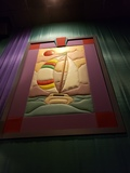 "[""Regal Cinemas Sawgrass 23- Auditorium 22 Mural""]"