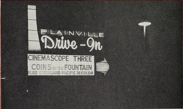 Plainville Drive-In