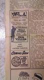 November 12, 1965 Greensburg Daily News print ad courtesy Gary Charles.