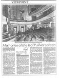 1985 Greensburg Daily News article courtesy David Fry.