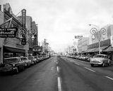 Circa 1958 photo via Cecil Hall.