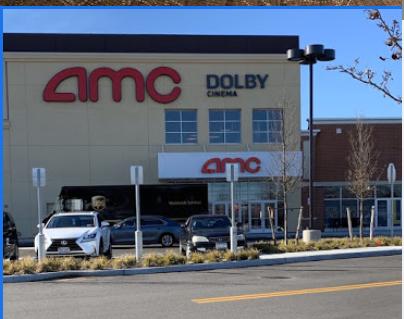 AMC Dine-In Huntington Square 12