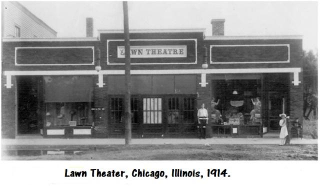 Lawn Theatre