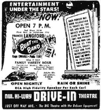 Northwest Hi-Way Drive-In