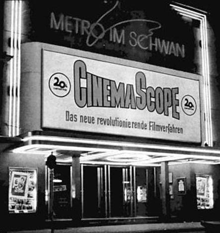 Metro im Schwan