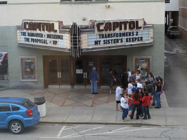 Capitol Theatre, Montpelior VT - taken in June 2009