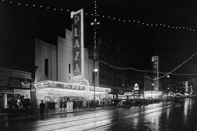 A Plaza Theatre via Randy Inghram.