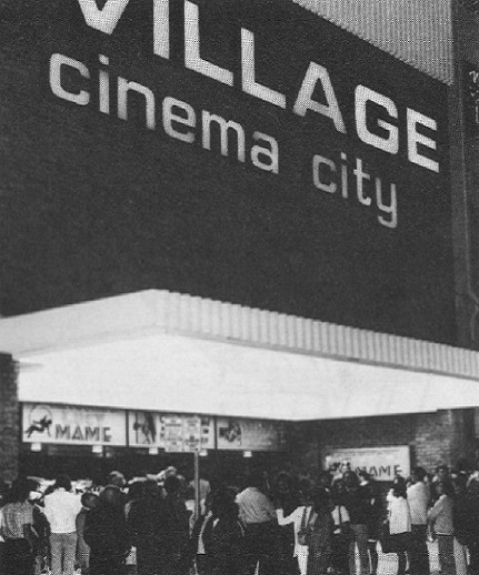 Village Cinema City  545 George Street, Sydney, NSW