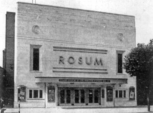 Rosum Cinema