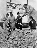 GROUND BREAKING FOR SECOND TWIN CINEMA 3, 4