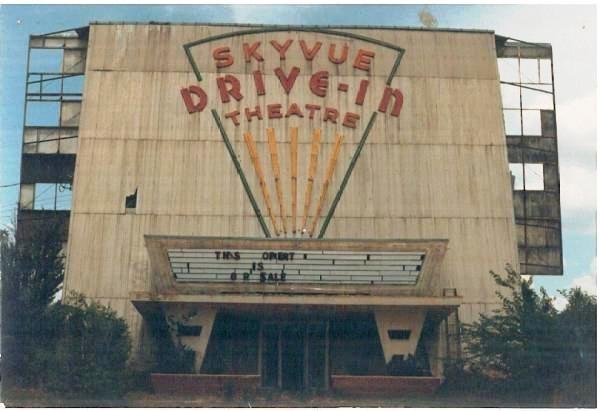 Skyvue Drive-In Dothan Al.