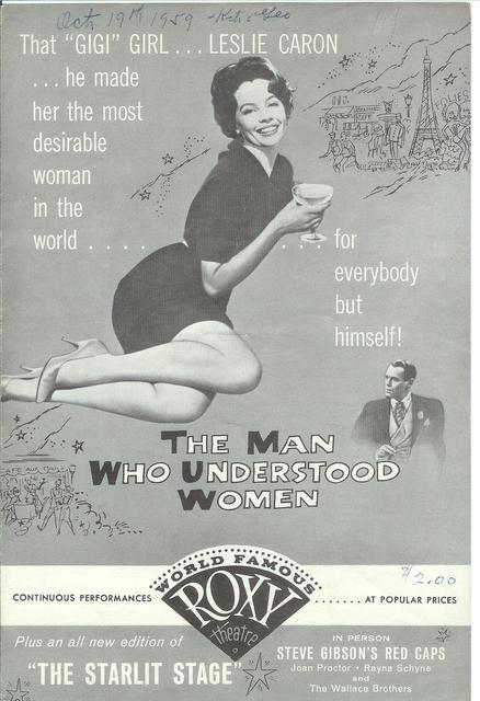 NYC ROXY 1959