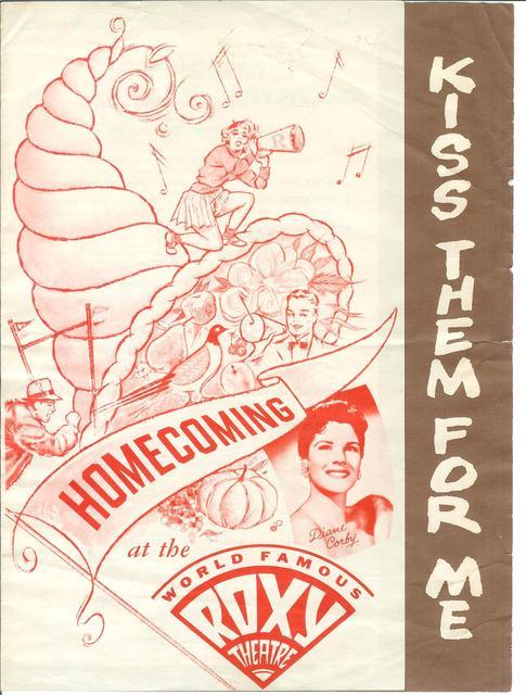 NYC ROXY 1957