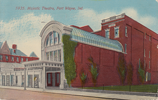 Majestic Theatre, Fort Wayne, Ind.