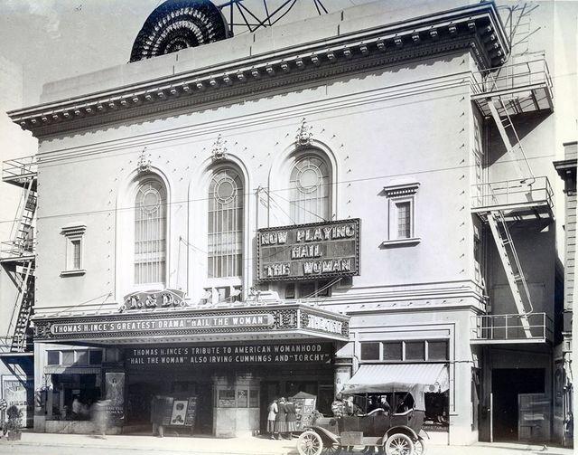 1921 photo courtesy Martin King.