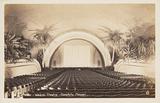 Interior - Waikiki Theatre - Honolulu, Hawaii