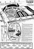 <p>Grand opening ad from 1958</p>
