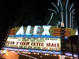 Alex Theatre, Alex Film Society Marquee Night