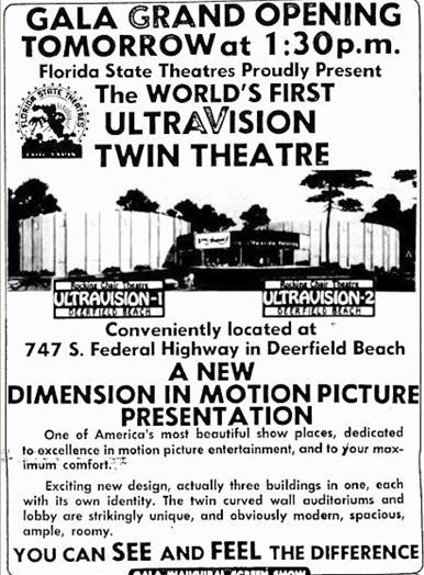 Deerfield Beach Fl Movie Theatre