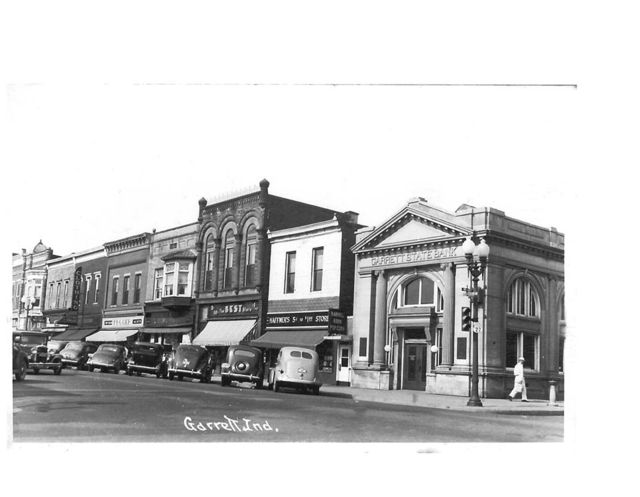 1930s photo credit Willennar Genealogy Center: A Service of Eckhart Public Library.