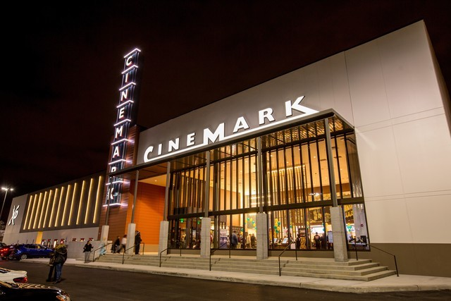 Cinemark Willowbrook Mall and XD