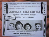 """[""""1973 showing of Animal Crackers (1930)""""]"""