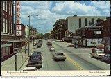 Circa 1980 postcard image credit John Penrod, credit The Indiana Album: Joan Hostetler Collection.