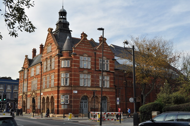 St. Pancras Baths Public Hall